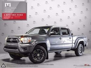 2012 Toyota Tacoma Double Cab SR5 power package 4x4