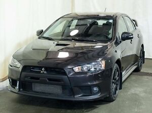2015 Mitsubishi Lancer Evolution GSR AWD Turbo Sedan w/ Bluetoot