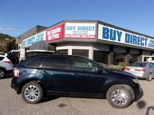 2010 Ford Edge SEL 4dr All-wheel Drive