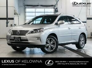 2014 Lexus RX 350 Touring - LOW KILOMETER