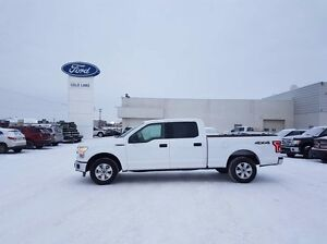 2015 Ford F-150 4x4, SEATS 6, ACCIDENT FREE