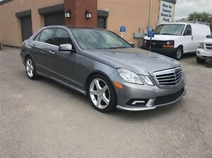 2010 Mercedes-Benz E-Class E350 4matic GORGEOUS CAR! AMAZING VAL