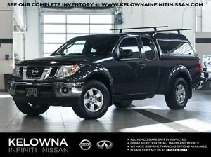 2010 Nissan Frontier SE King Cab 4WD