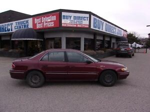 1998 Buick Century Custom 4dr Sedan