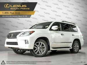 2014 Lexus LX 570 Ultra Premium package 4x4