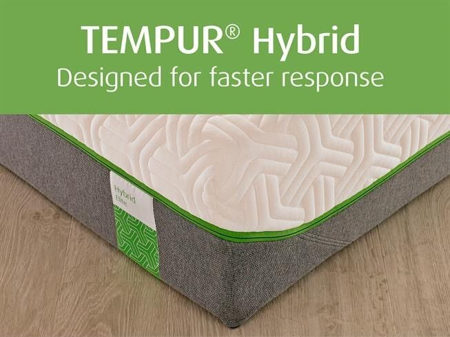 size 40 f4d75 98755 TEMPUR HYBRID ELITE super king mattress HUGE SAVINGS BIG SALE BIG BRAND  NAMES, DELIVERY AVAILABLE | in South Normanton, Derbyshire | Gumtree