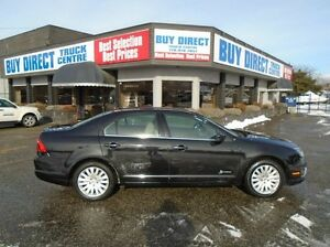 2011 Ford Fusion Hybrid Base 4dr Front-wheel Drive Sedan