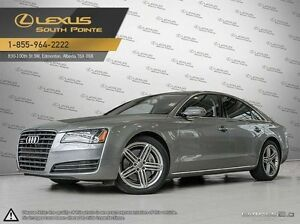 2012 Audi A8 4.2 Premium All-wheel Drive (AWD)