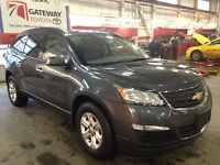 2013 Chevrolet Traverse LS AWD - Only 30KM! 8 Pass, Backup Cam,
