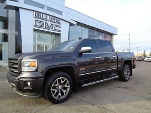 2015 GMC Sierra 1500 SLT All-Terrain - 4x4! Nav, Leather, Sunroo