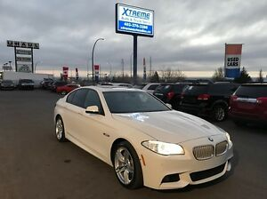 2013 BMW 550xi AWD $299 bi-weekly APPLY NOW DRIVE NOW
