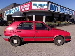 1992 Volkswagen Golf GL