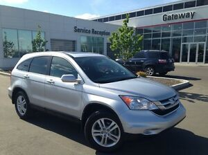 2011 Honda CR-V EX - Only 16K, Sunroof, Dual-Zone AC