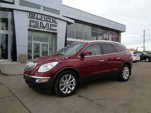 2011 Buick Enclave CXL - AWD! Leather, Nav, DVD, Sunroof