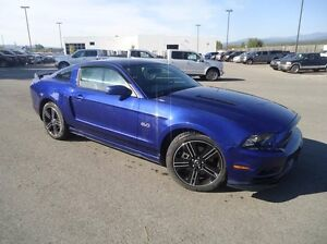 2013 Ford Mustang GT 2 Dr Coupe California Special Package