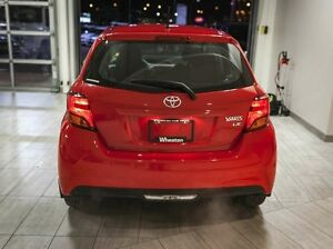 2015 Toyota Yaris LE, Hatchback, Touch Screen, Bluetooth, AUX/US Edmonton Edmonton Area image 7