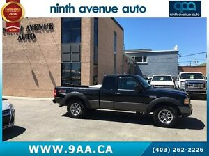 2008 Ford Ranger FX4 Off-Road 4dr 4x4 Super Cab Styleside 6 ft.