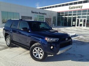 2016 Toyota 4Runner Trail Edition 5 Passenger