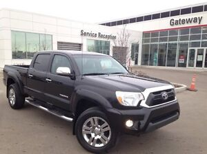 2015 Toyota Tacoma Limited V6 4x4 Double-Cab 140.6 in. WB