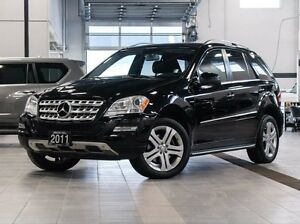2011 Mercedes-Benz M-Class ML350 BlueTEC 4MATIC