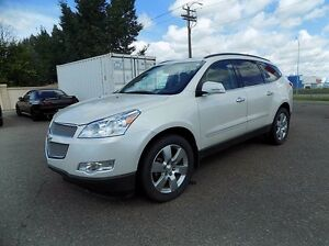 2011 Chevrolet Traverse LTZ All-wheel Drive