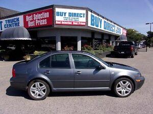 2003 Volkswagen Jetta GLS 1.8T 4dr Sedan