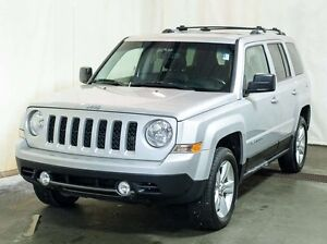 2013 Jeep Patriot Limited AWD Navigation Leather Sunroof