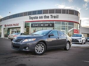 2010 Toyota Camry XLE, V6, Remote Starter, Navigation, Leather,