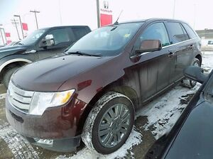 2009 Ford Edge Limited 4dr All-wheel Drive