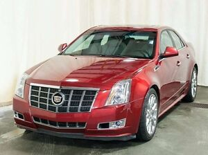 2012 Cadillac CTS Premium AWD Sedan Navigation, Sunroof