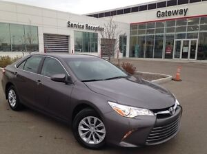 2016 Toyota Camry LE Standard Package