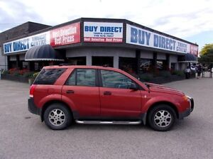 2003 Saturn VUE V6 All-wheel Drive