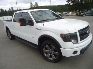 2014 Ford F-150 FX4 4x4 SuperCrew w/ FX Luxury Package - Ecoboos