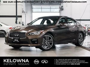 2014 Infiniti Q50 Sport, Premium, Deluxe Touring, and Technology