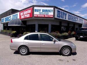 2002 Acura EL Premium 4dr Sedan