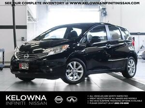2014 Nissan Versa Note 1.6 SL CVT Tech