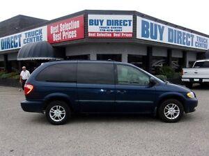 2002 Dodge Grand Caravan Sport Front-wheel Drive Passenger Van