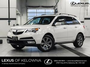 2010 Acura MDX AWD Elite Package