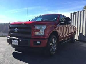 2015 Ford F-150 Lariat Sport Y.E.S WAS $52,950 NOW $47,777