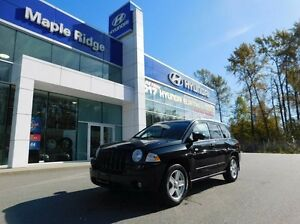 2010 Jeep Compass Sport/North 4dr 4x4