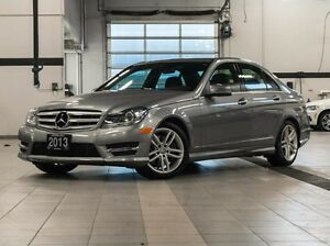 2013 Mercedes-Benz C-Class Base C300 4dr All-wheel Drive 4MATIC