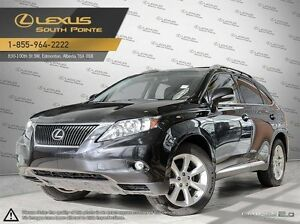 2011 Lexus RX 350 RX 350 All-wheel Drive (AWD)