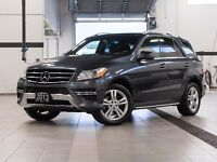 2013 Mercedes-Benz M-Class ML350 BlueTEC4MATIC