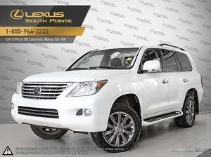 2011 Lexus LX 570 Ultra premium package 4x4