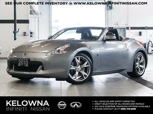 2010 Nissan 370Z Roadster Touring A/T