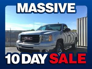 2010 GMC Sierra 1500 ( MASSIVE 10 DAY SALE! )