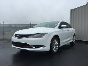 2015 Chrysler 200 C  Y.E.S WAS $19,950 NOW $17,977