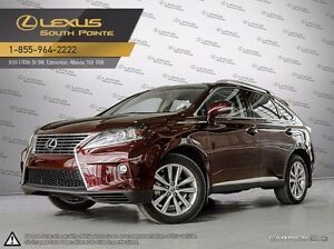 2015 Lexus RX 350 Sportdesign edition touring package All-wheel