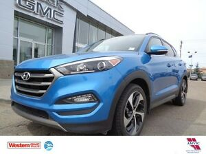 2016 Hyundai Tucson Limited - AWD! Panoramic Roof, Navigation, L