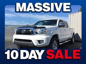 2013 Toyota Tacoma LIMITED ( MASSIVE 10 DAY SALE! )